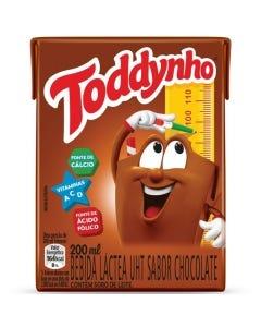 Bebida Láctea (Achocolatado) Toddynho 200mL