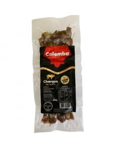 Charque Cubos Calemba 400g