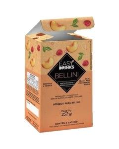 Preparado Easy Drinks Bellini 252g