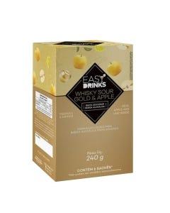 Preparado Drink Easy Whisky Sour Gold & Apple 240g