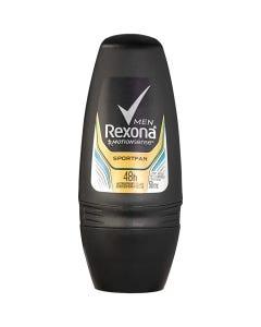 Desodorante Rexona Roll-On Sport Fan 50mL