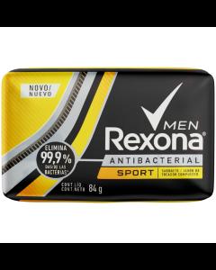 Sabonete Rexona Antibacteriano Sport Men 84g