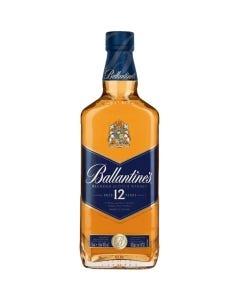 Uísque (Whisky) Ballantine's 12 anos 1L